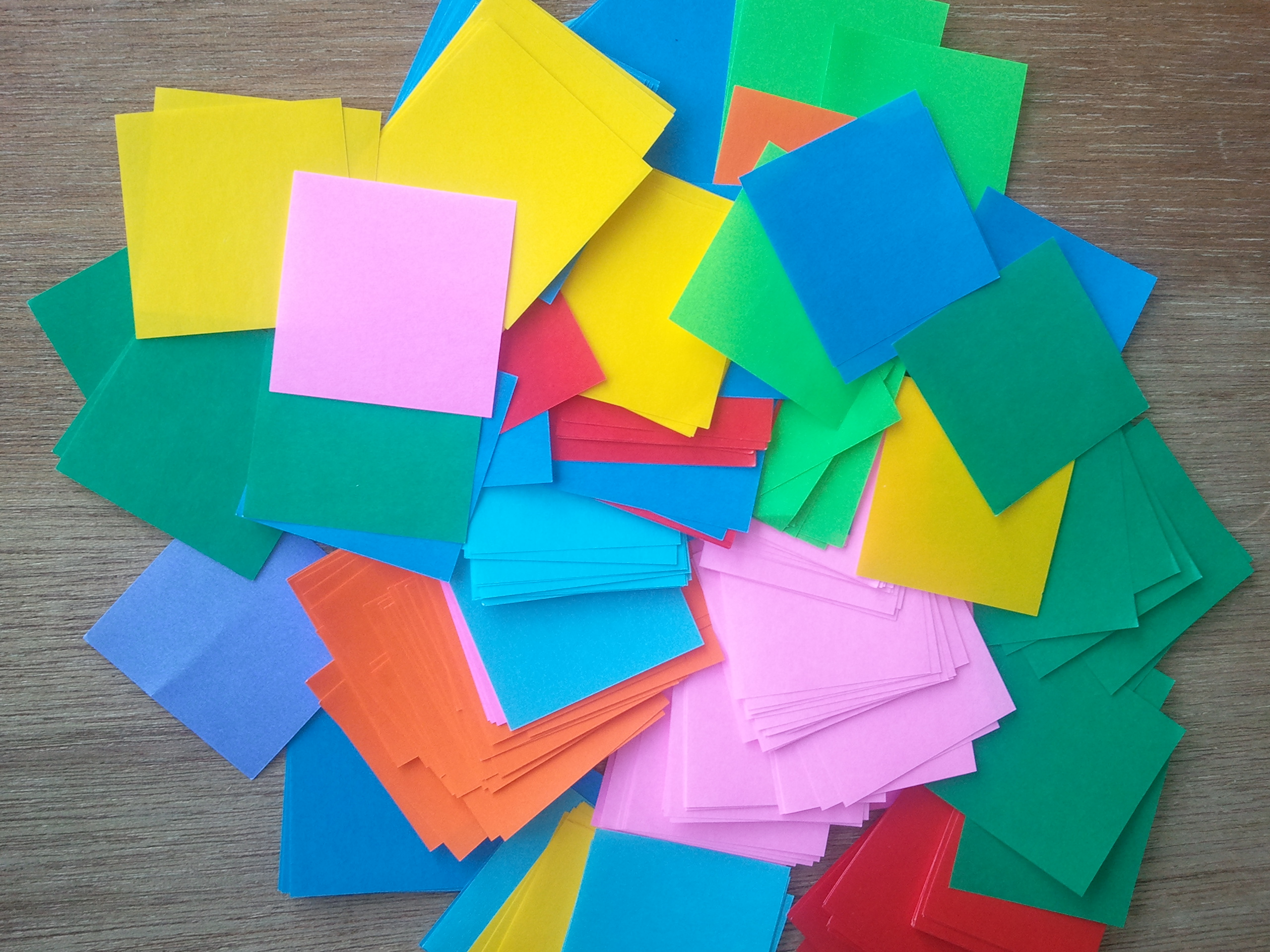 mini origami paper