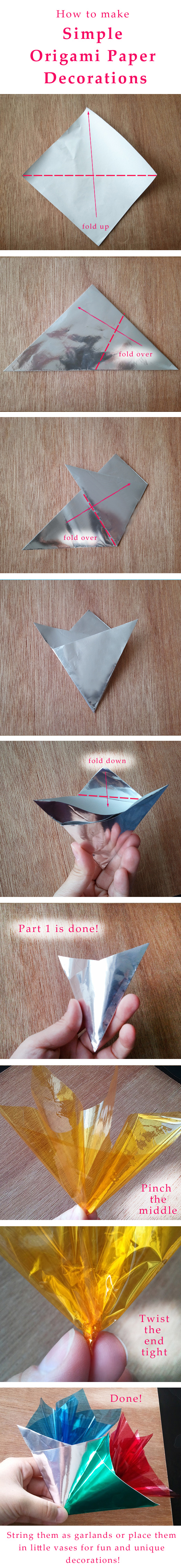 types of origami paper Origami paper is used to fold origami, the art of paper folding the only real requirement of the folding medium is that it must be able to hold a crease.