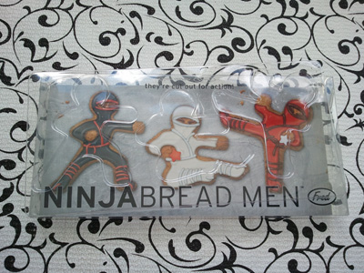 ninjabread cutters