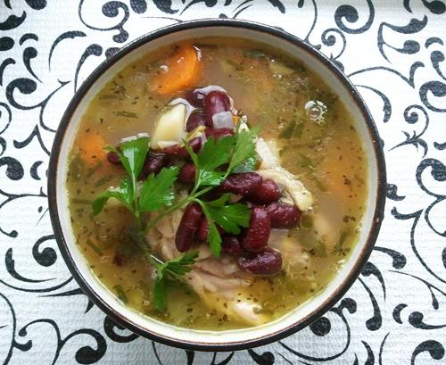 homemade-vegetable-chicken-soup