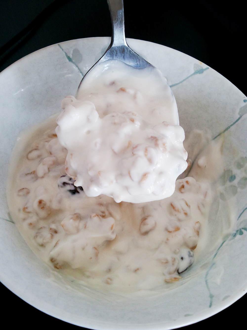 Maple Greek Yogurt