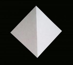 origami bunting