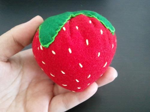 Giant Strawberry