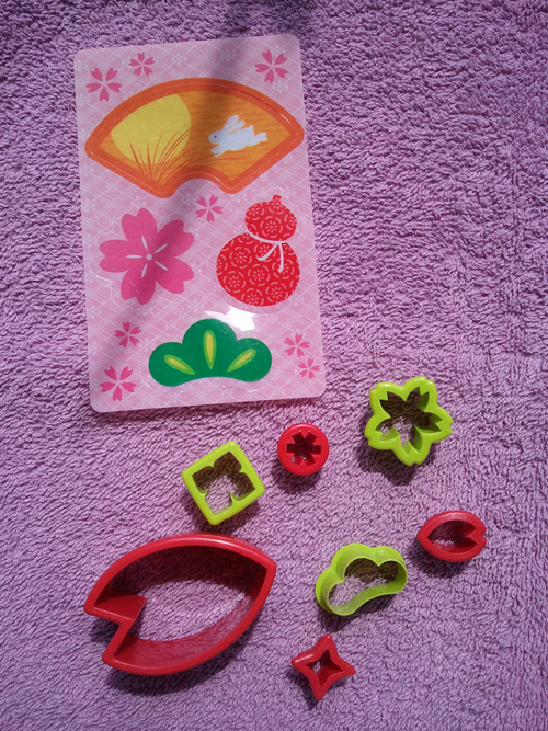 Hanami Japanese bento accessories